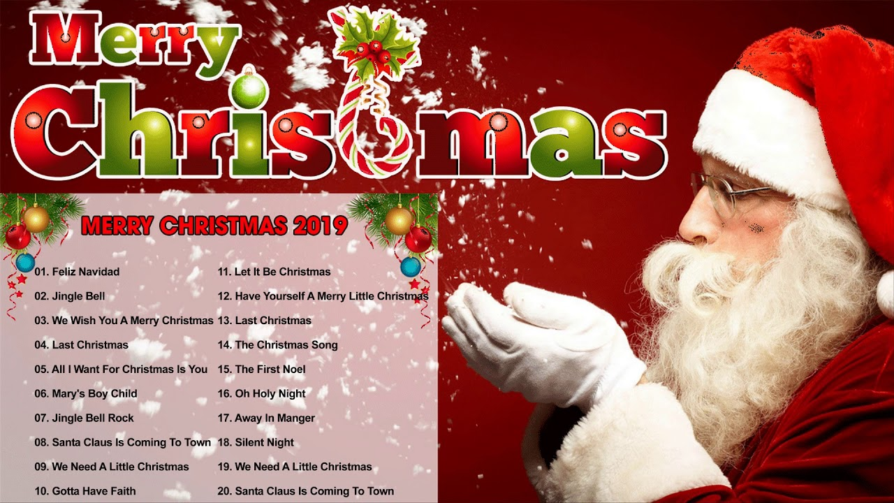 Most popular christmas songs 2018