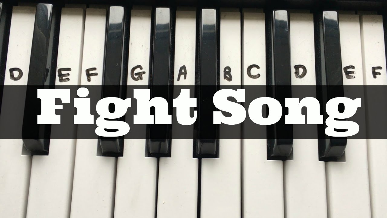 Easy popular songs to play on keyboard