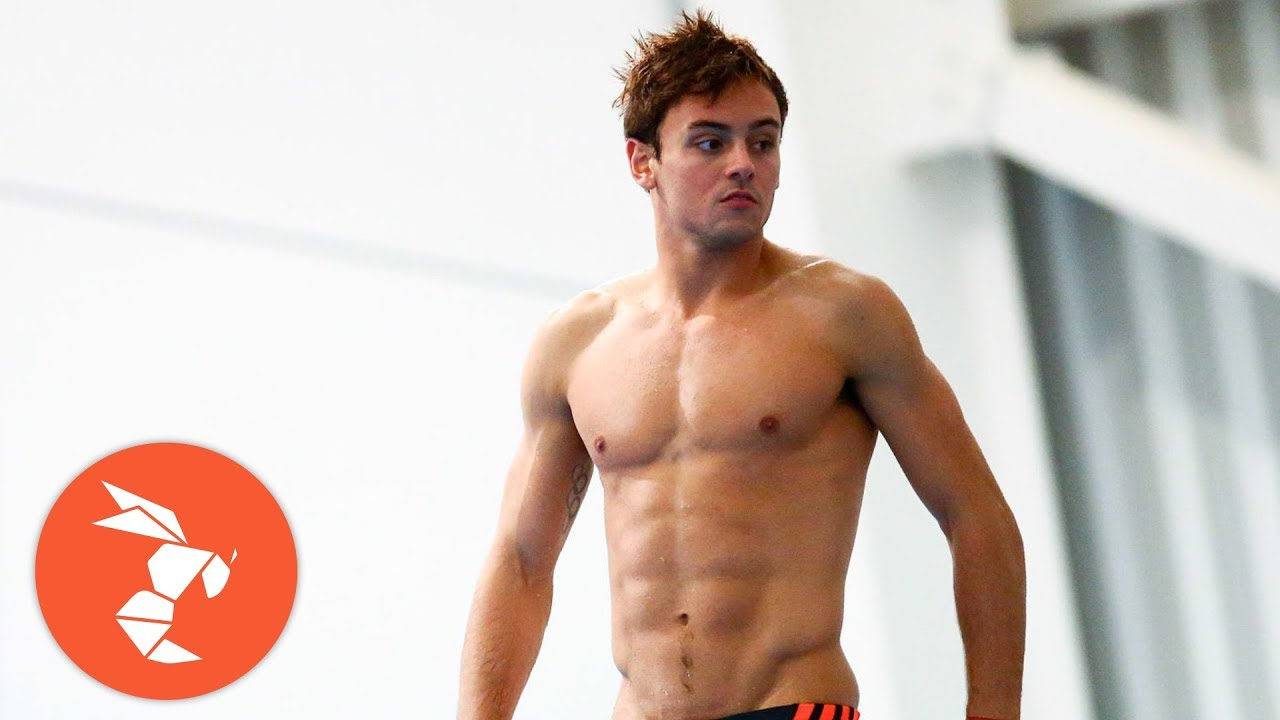 Young tom daley getting naked